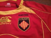 Classic Rugby Shirts | 2009 USA Perpignan Vintage Old Jerseys